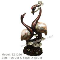 Buy cheap D:Bronze item Resin Home Decoration BZ1296 from wholesalers