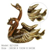 Buy cheap D:Bronze item Resin Home Decoration BZ1258 from wholesalers