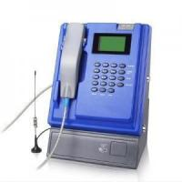 Buy cheap 4G LTE Fixed Wireless Phone (4G FWP) GSM/CDMA Coin Payphone MX-560 from wholesalers