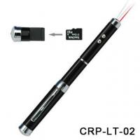 Buy cheap Slim Card Reader Pen with Laser Pointer and Torch from wholesalers