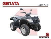 Buy cheap EEC 500CC ATV DBTA 500 from wholesalers