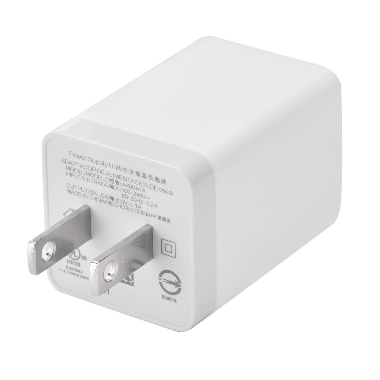 Charge storage Single USB Port Wall Charger(TC251)