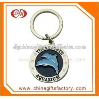Buy cheap Custom Metal Keychain, Turbo Keychain for zoom from wholesalers