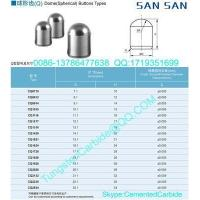 Buy cheap Tungsten Carbide Dome(Spherical) Buttons from wholesalers