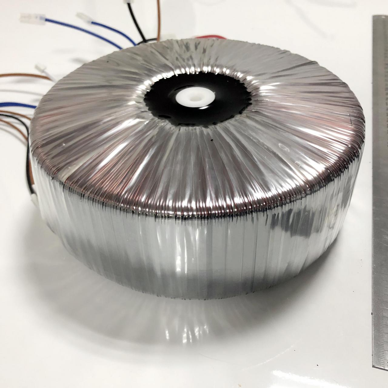 Buy cheap Toroidal Transformer 240 V To 1V For Power Usage from wholesalers