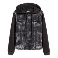 Buy cheap men-Jacket Stylish Jean jacket for men with hoodie from wholesalers