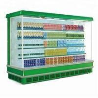 Buy cheap 8Meter Hot sale milk showcase supermarket display refrigerator product
