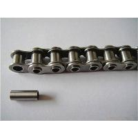 Buy cheap Short pitch stainless steel hollow shaft chain from wholesalers