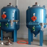 Buy cheap Shot Blasting Machine Sand blasting machine from wholesalers