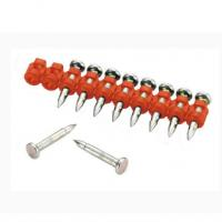 Buy cheap PCS / PCK 0 DEG. STRAIGHT HEATED PLASTIC COLLATED CONCRETE NAILS from wholesalers