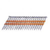 Buy cheap 21 , 34  Plastic Strip Hardened Steel Nails With Heat Treated from wholesalers