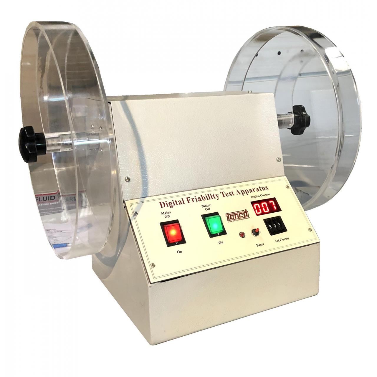 Buy cheap Pharmaceutical Testing Equipment Friability Test Apparatus (PLT-279) from wholesalers