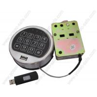 Buy cheap Safe Locks Fireproof gun safe lock with USB from wholesalers