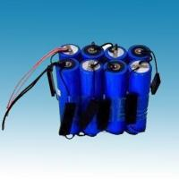 Buy cheap 24V/10Ah LiFePo4 Battery Packs from wholesalers