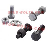 Buy cheap ASTM A325 Steel Structure Bolt Set from wholesalers