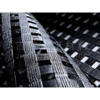 Buy cheap Ultrahigh strength polyester warp-knitted geogrid from wholesalers
