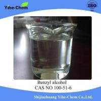 Buy cheap Flavor And Fragrance Benzyl Alcohol from wholesalers