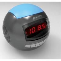 Buy cheap Ball Style Bluetooth FM Clock Radio from wholesalers