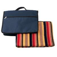 Buy cheap Bags Polar Fleece Picnic Blanket from wholesalers