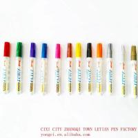 Buy cheap PAINT MARKER CiXi LeTian Aluminum Barrel Paint Marker For Metal SL-PM780 from wholesalers