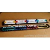 Buy cheap RJ45 Cat5e CAT6 CAT6A Rack Mount Patch Panel from wholesalers