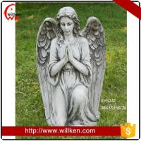 Buy cheap Animal Statues garden cherubs angels statues from wholesalers