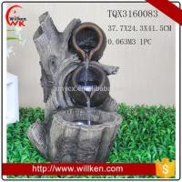 Buy cheap Animal Statues 2017 LED indoor table top polyresin water fountain from wholesalers
