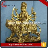 Buy cheap Animal Statues resinic hindu god lakshmi statues for sale from wholesalers