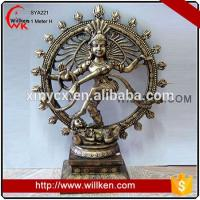 Buy cheap Animal Statues Wholesale Resinic hindu god statues for sale from wholesalers