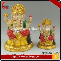 Buy cheap Animal Statues Polyresin Hindu God item-Baby Ganesh from wholesalers