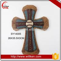 Animal Statues Religious gifts large resin cross crucifix