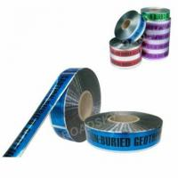 Buy cheap Underground Detectable Warning Tapes from wholesalers