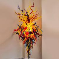 Buy cheap Unique Colored Glass Floor Lamp (ML336-Floor Lamp) from wholesalers
