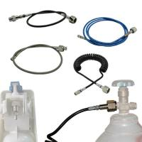 Buy cheap CO2 SodaStream Soda Club to External tank direct Adapter and Hose Kit from wholesalers