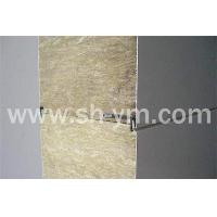 Buy cheap Rockwool,Mineral wool Sandwich Panel with Z lock from wholesalers