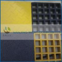Buy cheap FRP Radome Fiberglass molded grating from wholesalers