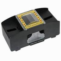 Buy cheap 2-deck Automatic Plastic Card Shuffler from wholesalers