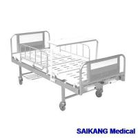 Buy cheap SDL-A0161 Stainless Steel Double Manual Bed from wholesalers