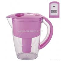 Buy cheap Portable Pink Water Pitcher Jug With Purifying Filter BWP-06 from wholesalers