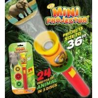 Buy cheap ANIMAL MINI PROJECTOR W/ 3 DISCS, 8 PICTURES / DISC (REQUIRE 2XAA BATTERIES, NOT INCLUDED) from wholesalers