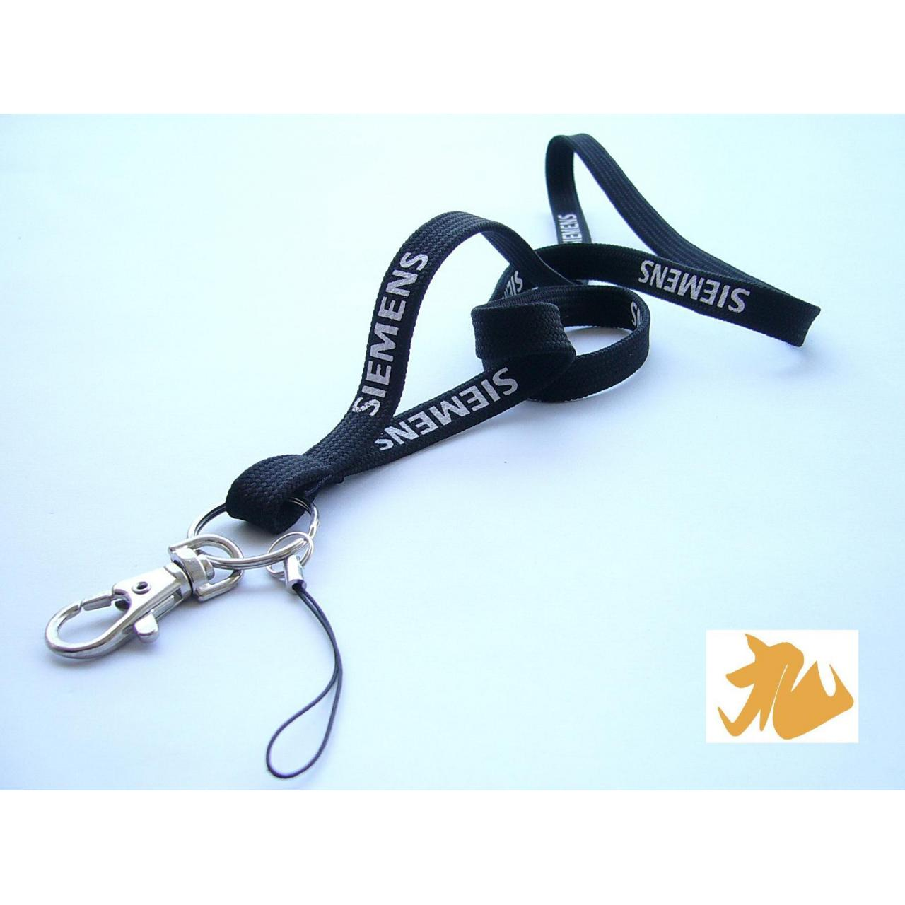 Buy cheap Silk screen print lanyard 50 from wholesalers