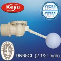 Buy cheap Plastic float valve Model No :DN65CL from wholesalers