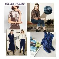 Buy cheap Velvet Spun Velvet from wholesalers
