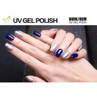 Buy cheap Ideal Deep Curing Diamond Glitter Gel Polish , Gel Colour Nail Polish No Buble from wholesalers