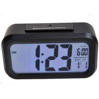 China Table Lamp Snooze Backlight Large Display Alarm Clock on sale