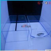 Buy cheap transparent plastic shoe boxes / acrylic nike shoe box from wholesalers