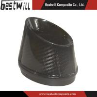 Buy cheap Carbon Fiber Water Fed Pole BWFGX Carnon Fiber Products for Motorcycle Muffler End Cap from wholesalers