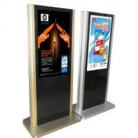 55 Inch Floor Standing LCD Advertising Player