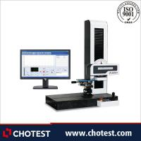 Buy cheap Profilometer & Roughness measuring machine from wholesalers