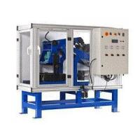Buy cheap Pavement test equipment Vibration wheel rolling compaction forming machine from wholesalers